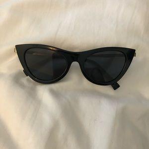 Le Specs Enchantress Cat Eye, 51mm
